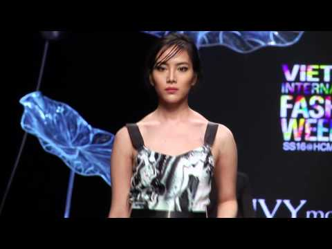 IVY MODA Showcase Vietnam International Fashion Week 2016