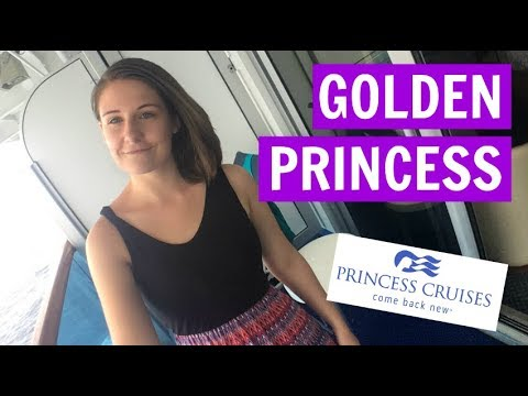 Sea Day #2: Golden Princess, Asia Cruise VLOG6