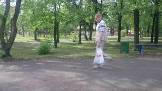 Парк Горького. Красноярск. 2017