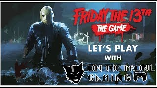 Friday 13nth The Game Live Stream