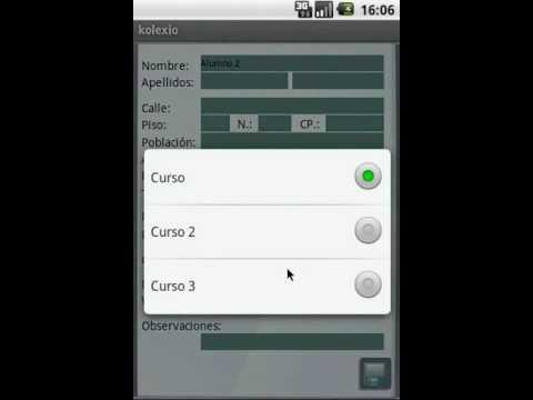 Video of Kolexio