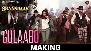 Making of Gulaabo - Video - Shaandaar
