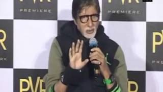 Big B Says Ram Gopal Varma Ki AAG Was A Mistake