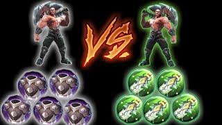 Balmond full armor vs balmond full damage -Mobile legends