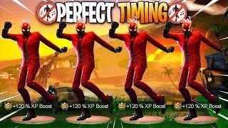 Fortnite - Perfect Timing Dance Compilation #27 - (Season 8 Dances)