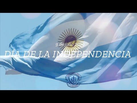 Acto día de la Independencia.