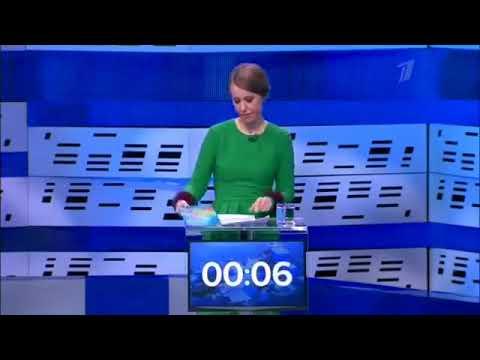 Павел Грудинин ПОКИНУЛ студию! Скандал на дебатах!