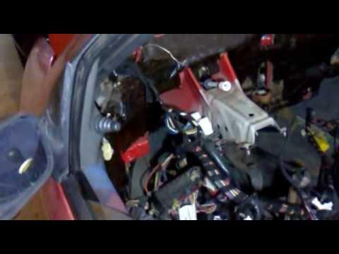 Autoriparazioni fai da te Radiatore del riscaldamento Fiat punto 99