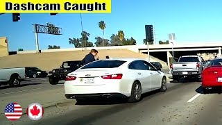 Ultimate North American Cars Driving Fails Compilation - 213 [Dash Cam Caught Video]