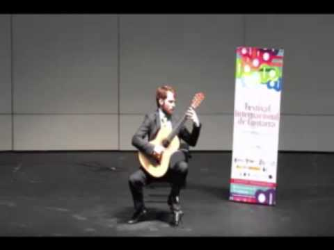 Marko Topchii; 1st Premio, Culiacán (Mexico) Internatonal Guitar Competition 2013: Final and Awards