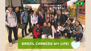 Brazil Mission Trip 2020: How my life has been changed! (pt. 1)