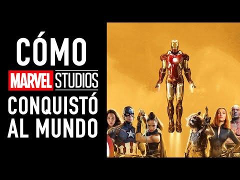 ¿Cómo Marvel Studios conquistó al mundo? (видео)