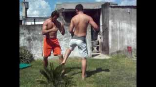 preview picture of video 'Momento Of fights ( MMA ) Jonatan PIri & lautaro villalba'