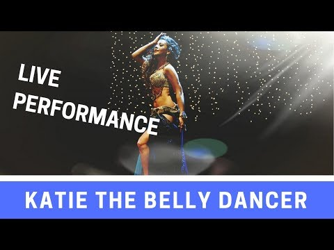 Katie The Belly Dancer Video