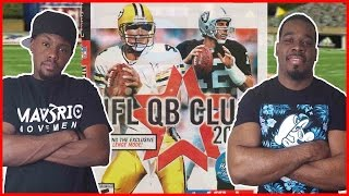 GREATEST OF ALL TIME??? - NFL QB Club 2002   #ThrowbackThursday