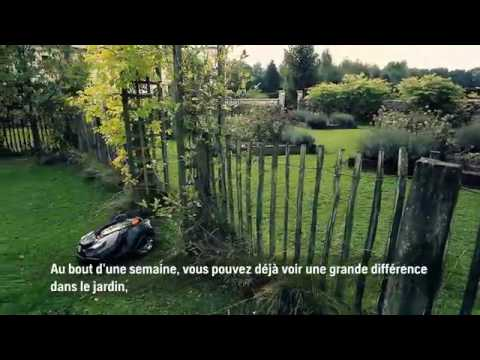 Automower - Le robot de tonte Husqvarna 100% autonome