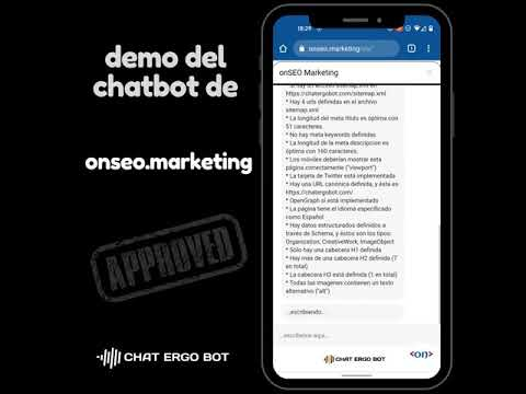 Videos from Chat Ergo Bot