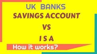 Facts on UK Banks Savings account  VS  ISA | Tamil YouTuber | Sundar Ayyappan