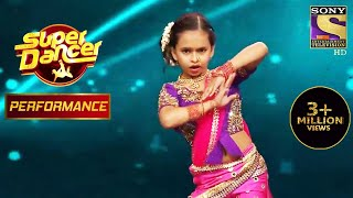Click here to Subscribe to SET India: https://www.youtube.com/channel/UCpEhnqL0y41EpW2TvWAHD7Q?sub_confirmation=1  Deepali's performance on marathi songs i.e., Apsara Aali and Wajle Ki Bara, makes judges go speechless.