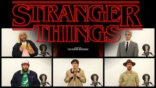 STRANGER THINGS THEME ACAPELLA