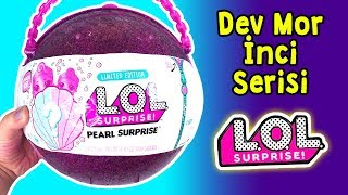 LOL İnci Serisi 2.Dalga Mor Dev Top - Limited Edition LOL Pearl Big Surprise Wave 2