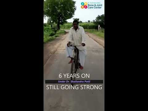 6 years after Knee Replacement Surgery Review | Dr. Shailendra Patil Knee Replacement in Thane