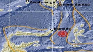 Gempa 5.9 SR Guncang Ternate