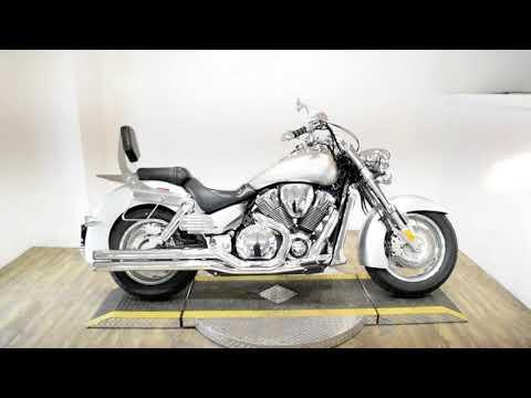2005 Honda VTX™ 1800N in Wauconda, Illinois - Video 1