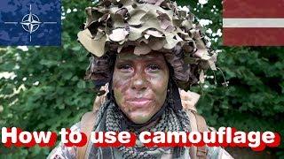 how to use camo face paint - मुफ्त ऑनलाइन