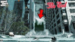 GTA 5 REAL LIFE MOD SS8#38 THE END OF LOS SANTOS 😢