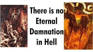 There is No Eternal Damnation in Hell