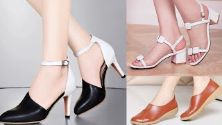 COMFORTABLE SANDALS BEST LEATHER SHOES COLLECTION FOR LADIES