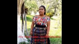 Hna Maria Isabel /Vol#1/Alabanzas en CD.  Santa Barbara. Huehuetenango
