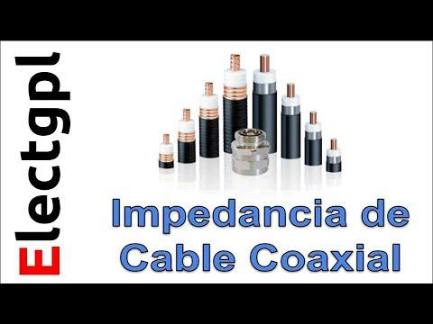 Medir Impedancia de Cable Coaxial