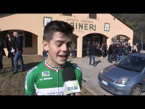 MATTEO GABELLONI, A 12 ANNI CAMPIONE ITALIANO DI CICLOCROSS