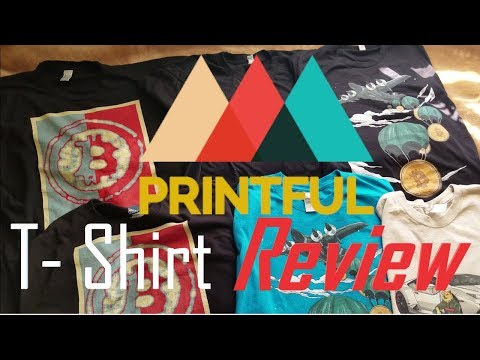 Printful Sample Review - Checking Print Quality And