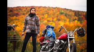 Peak Foliage: Riding Vintage Motorcycles through the Adirondacks and 1000 Islands