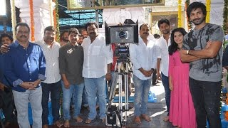 Nani - Aadhi's Movie launch Video