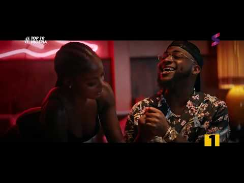 Davido, Joeboy, ID Cabasa and other Top 10 Afrobeats Video this Week | Top10NigeriaCountdown