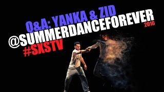 Q&A | Yanka & Zid | Theatre Night SDF | Part 1 | #SXSTV