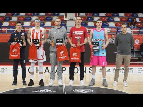 EB ANGT Belgrade: All-Tournament Team Highlights