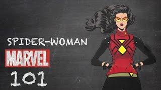 Spy & Hero - Spider-Woman