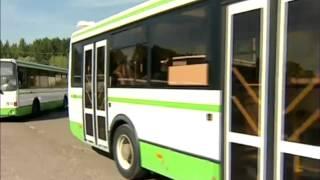 12 автобусов пополнили автопарк Ярославля