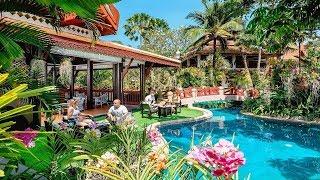 Отели Таиланда.Thavorn Beach Village  & Spa 5*. Пхукет. Обзор отеля