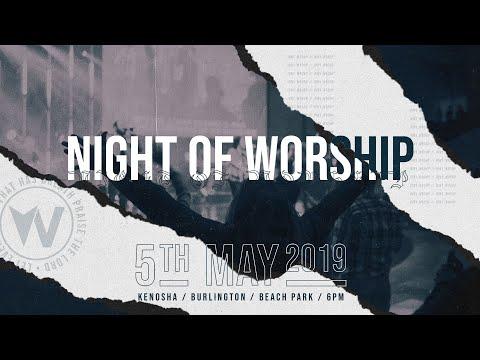 Night of Worship August 2019