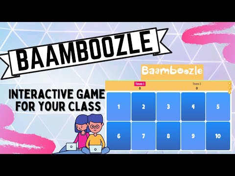 Baamboozle | Interactive Game for Online Class | Tagalog