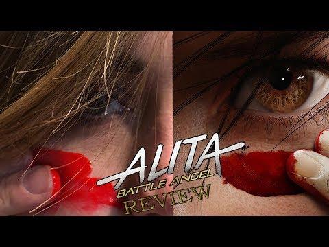 Alita: Battle Angel Review (Spoilers)