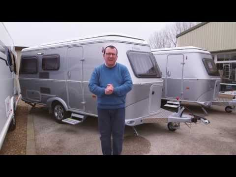 Practical Caravan's Eriba Touring GT Troll 530 review