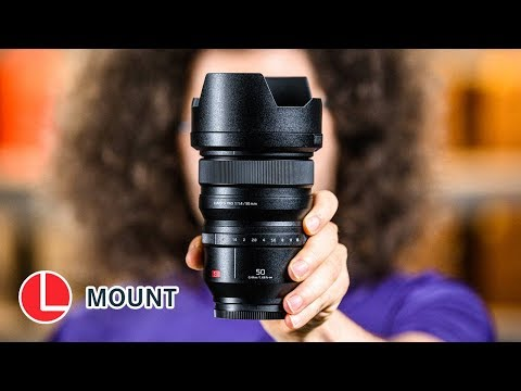 External Review Video L7hmREha6lg for Panasonic Lumix S Pro 50mm F1.4 Lens (S-X50)