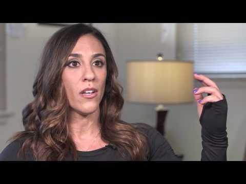 "Sarah Fechter ""Fitness Saved my Life"""